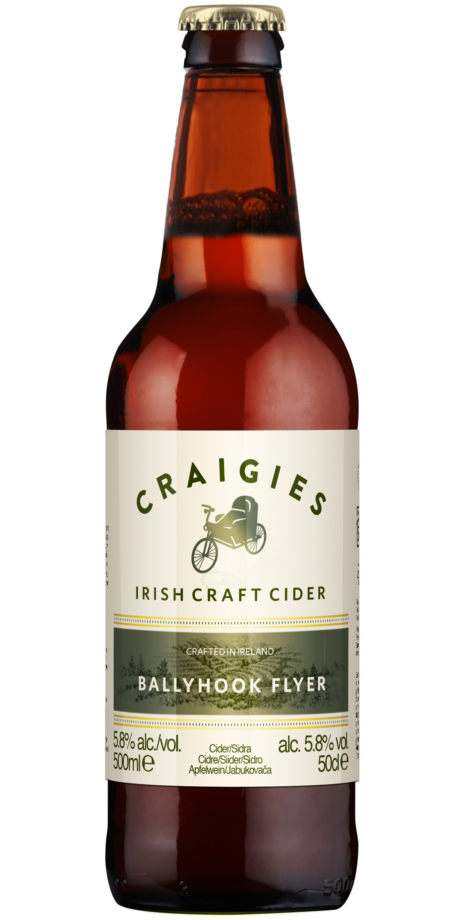 Our most popular craft cider is back!