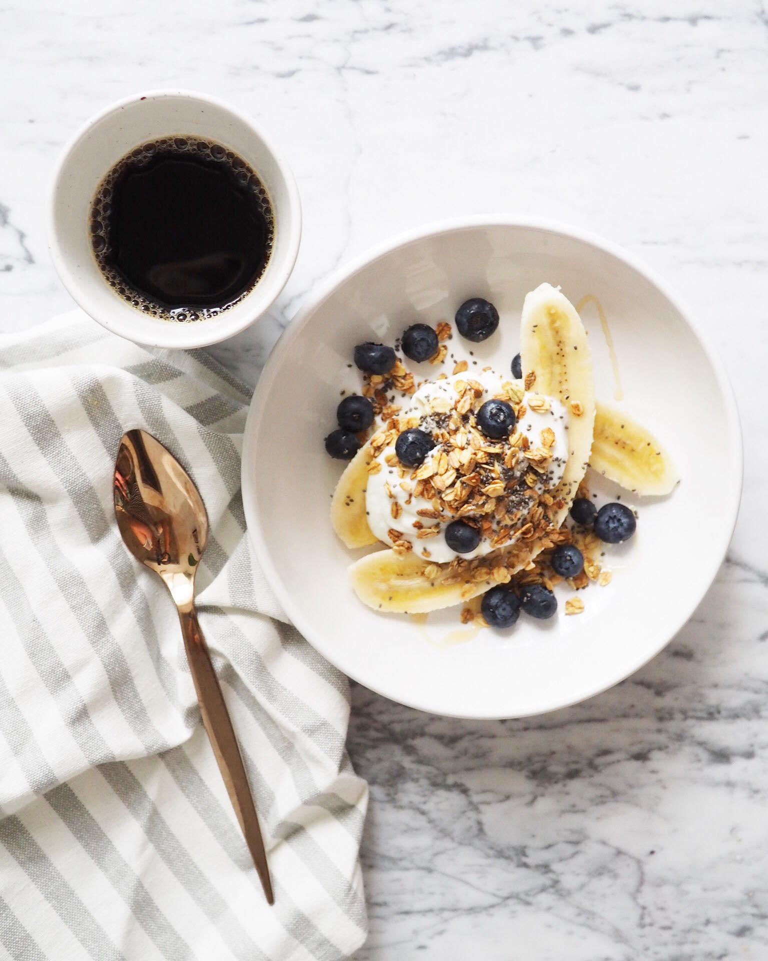 Breakfast Banana Split - Kris Gill