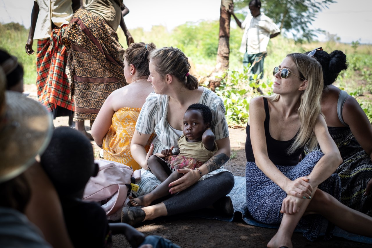Shannon Andrews - East Africa Mission Trip