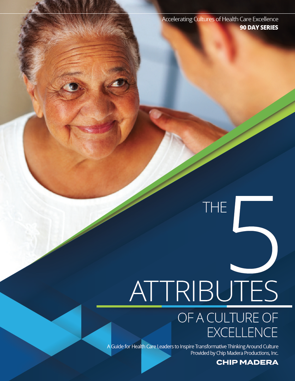 The 5 Attributes of a Culture of Excellence