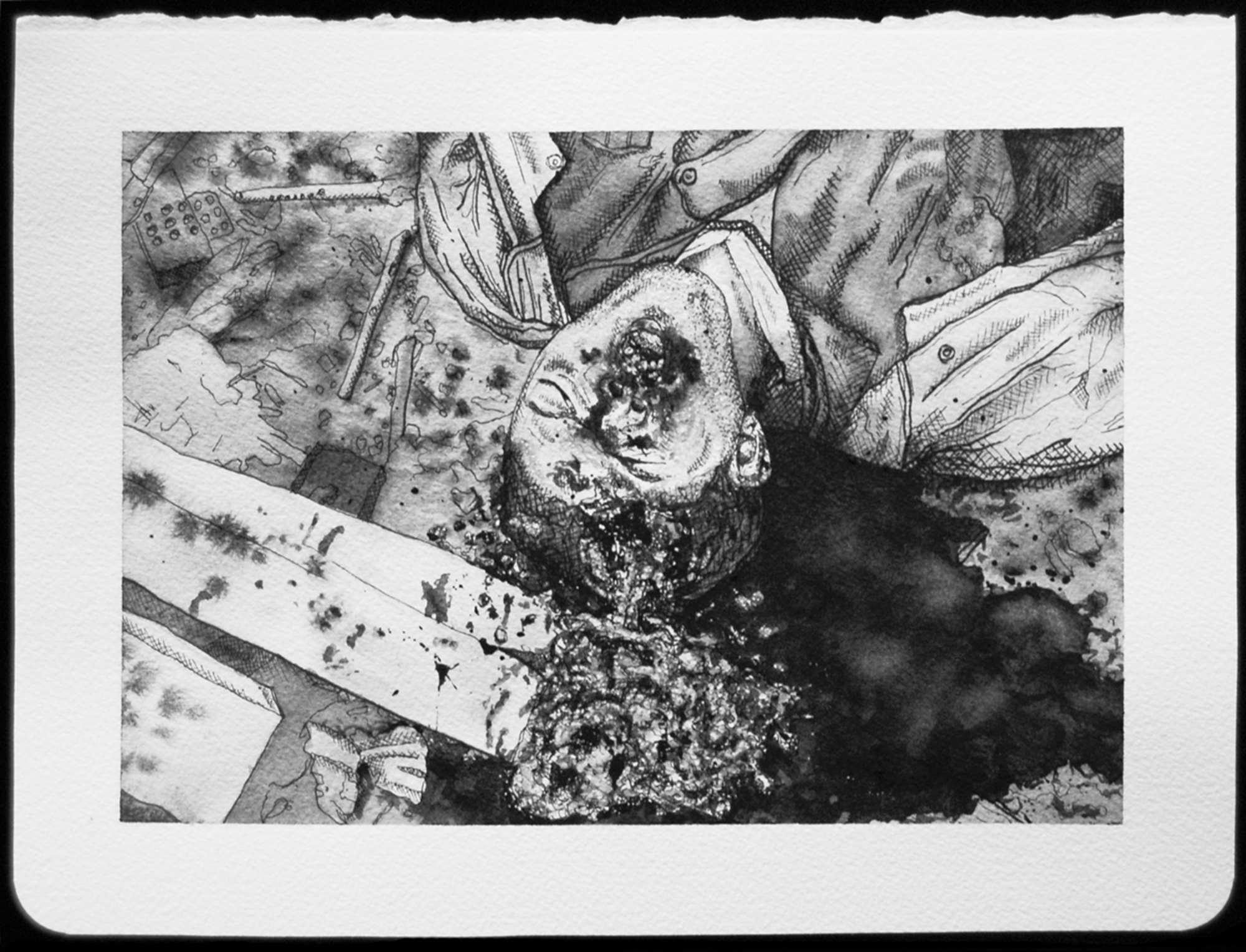 DEATH_083.jpg,2010  |  8.25 x 11 inches  |  archival ink and gouache on paper