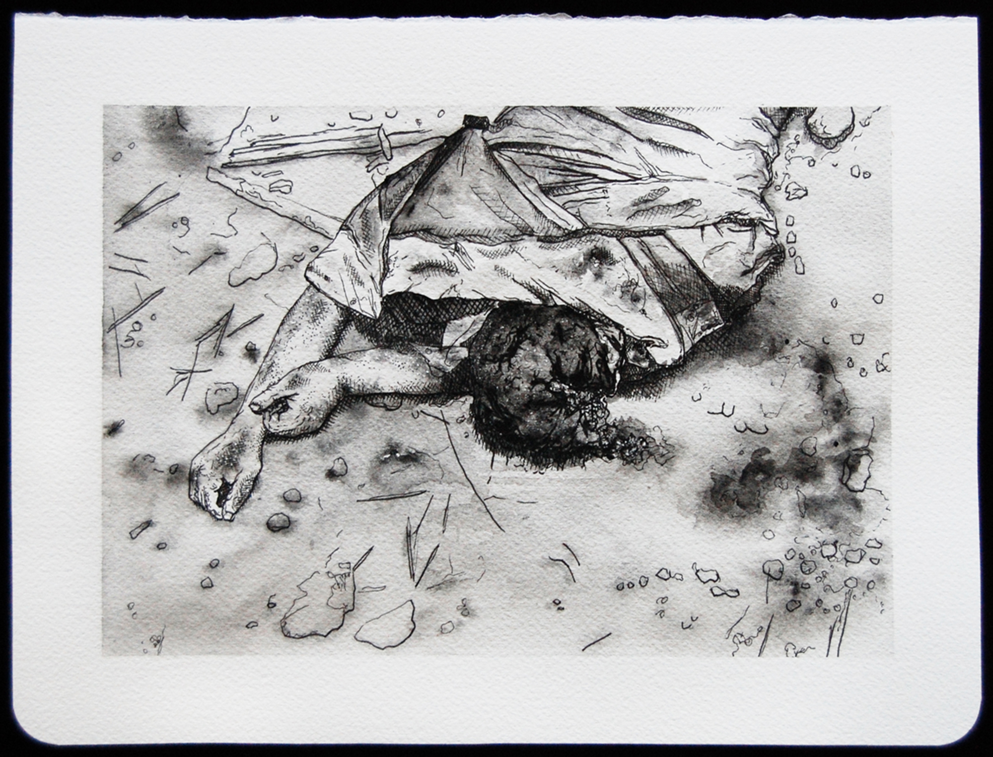 DEATH_109.jpg,2010  |  8.25 x 11 inches  |  archival ink and gouache on paper