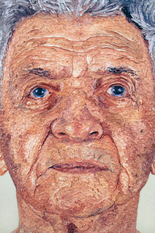 grandpa joe, detail