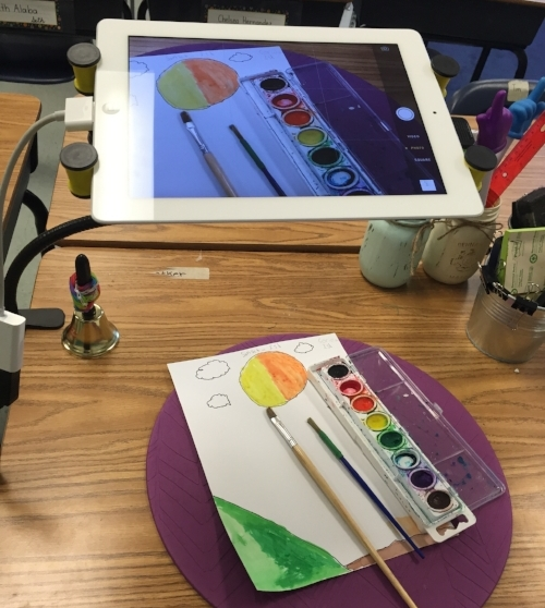 There are many ways to use a single iPad effectively in an elementary classroom.