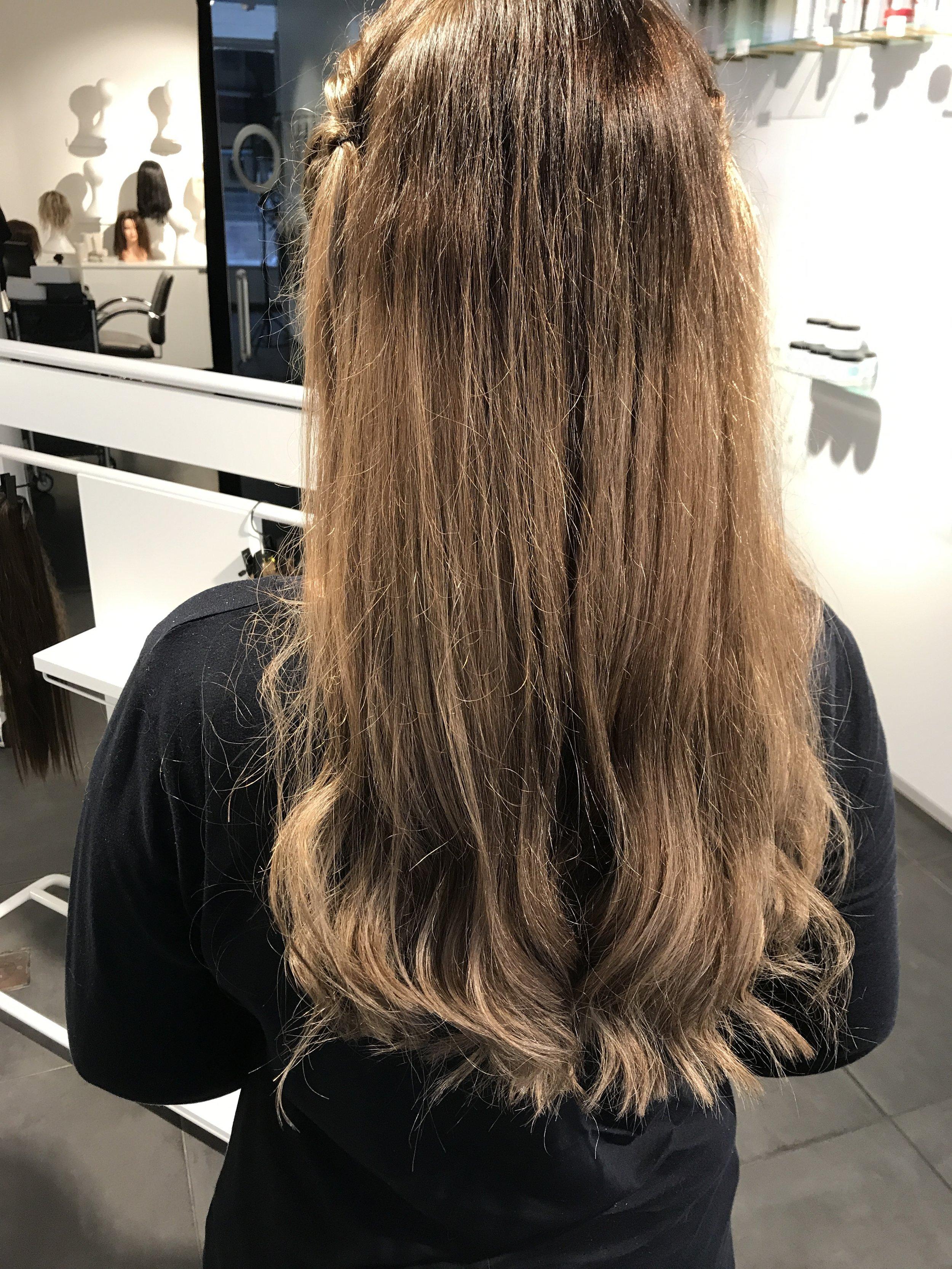 Foto: Min frisör