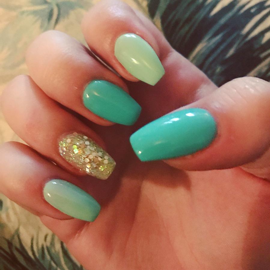 Spring nails 2018