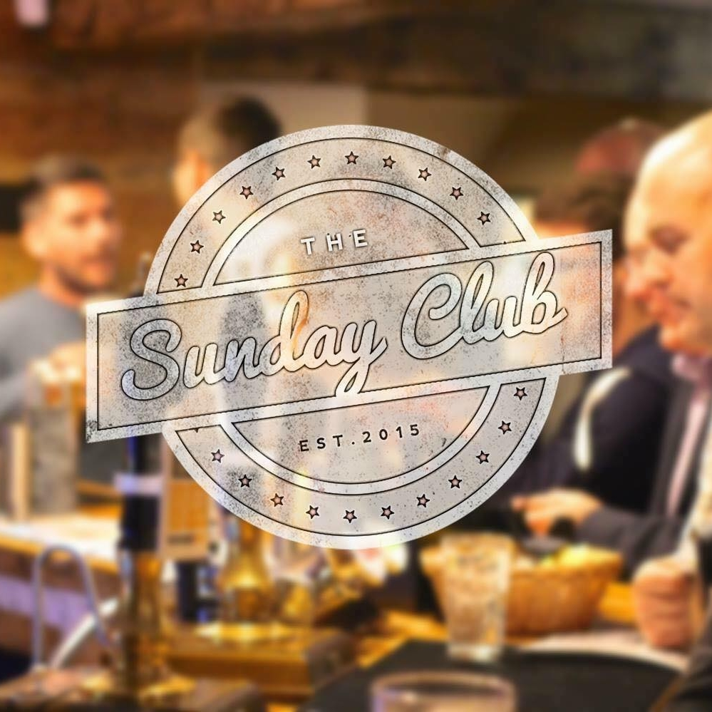 THE SUNDAY CLUB - Every second Sunday of the month at The Acoustic Lounge in Poynton. An evening of live music from talented Christian artists.