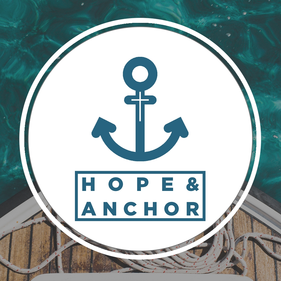 HOPE AND ANCHOR - Our support group for those experiencing anxiety, stress and depression.