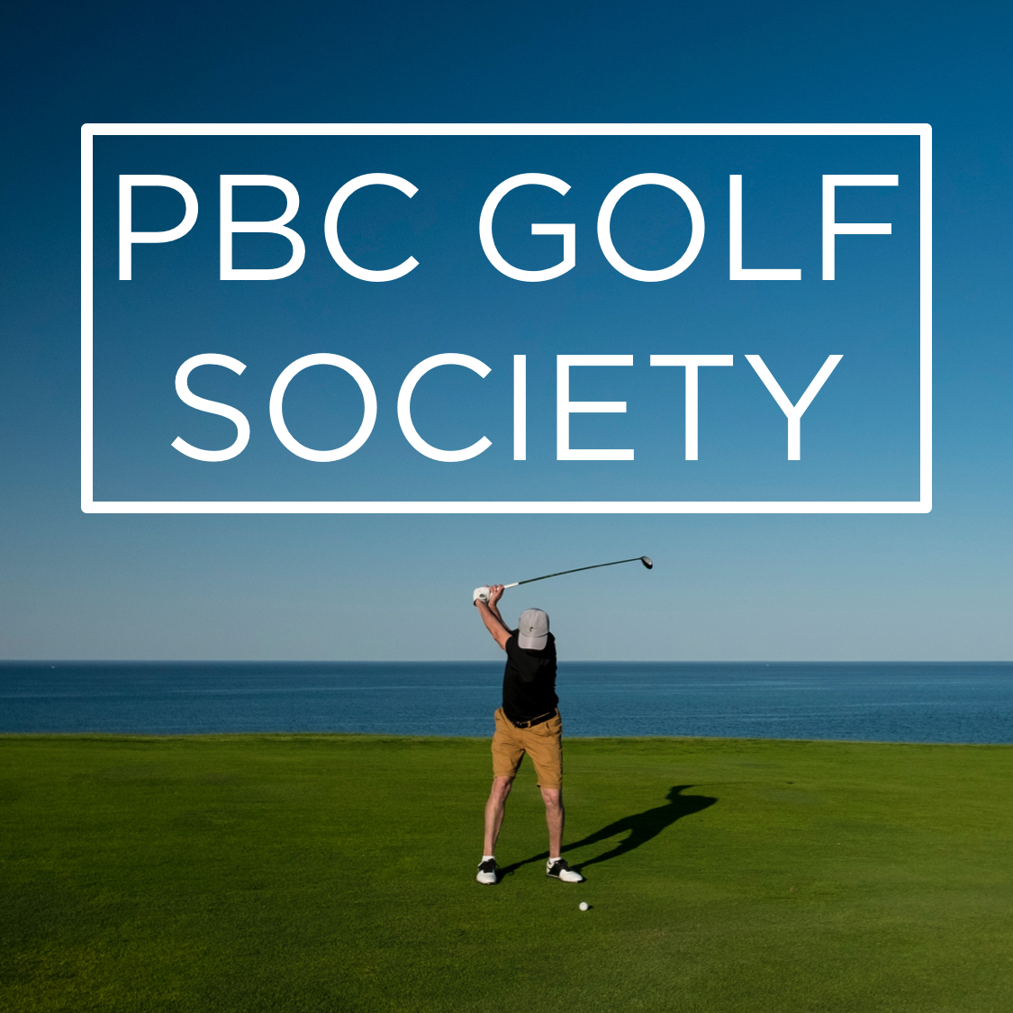 THE GOLF SOCIETY - Founded back in 1995, our golf society is welcome to men and women of all abilities.