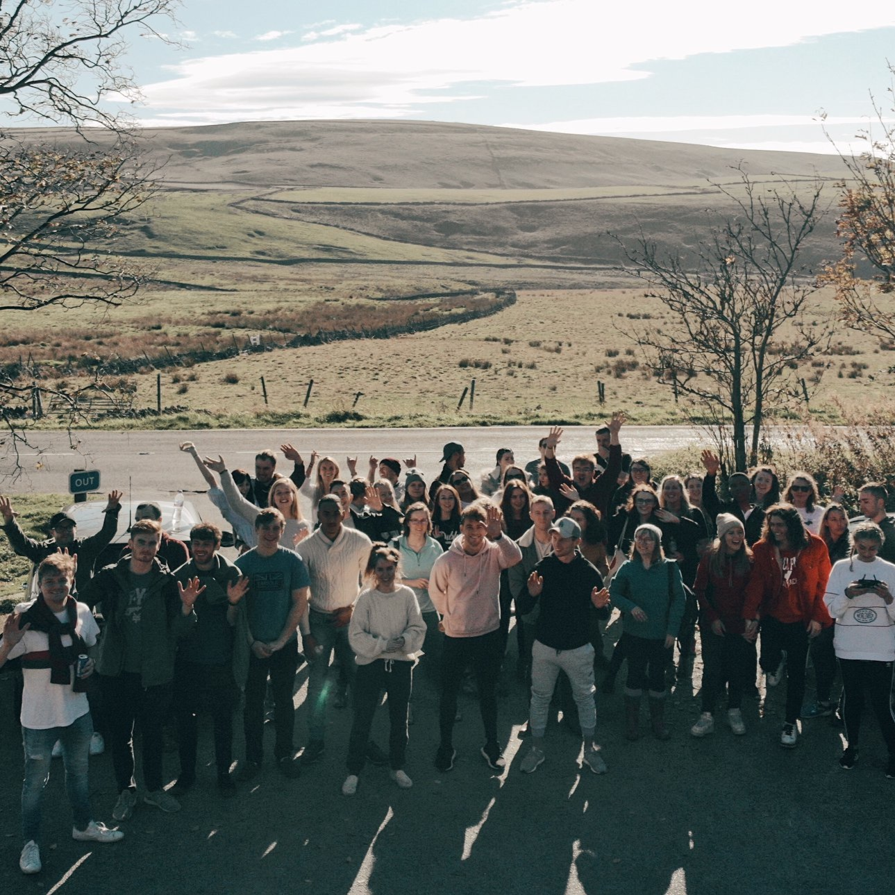 WKND AWAY - In 2018 we had our very first 18-30s weekend away. We had an incredible weekend of activities, gatherings, worship and getting to know God on a whole new level! Watch this space for our next one.