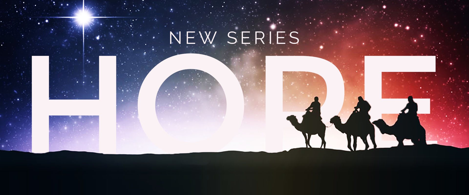 Hope  - 3 Part Sermon Series  Pastor D.M.Gates   December 2017    iTunes    Google Play    Sound Cloud  (Full Series)