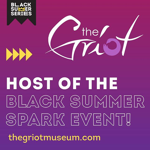 Many thanks to @thegriotmuseum for hosting our final #FoodSpark community fundraising event! #finalspark