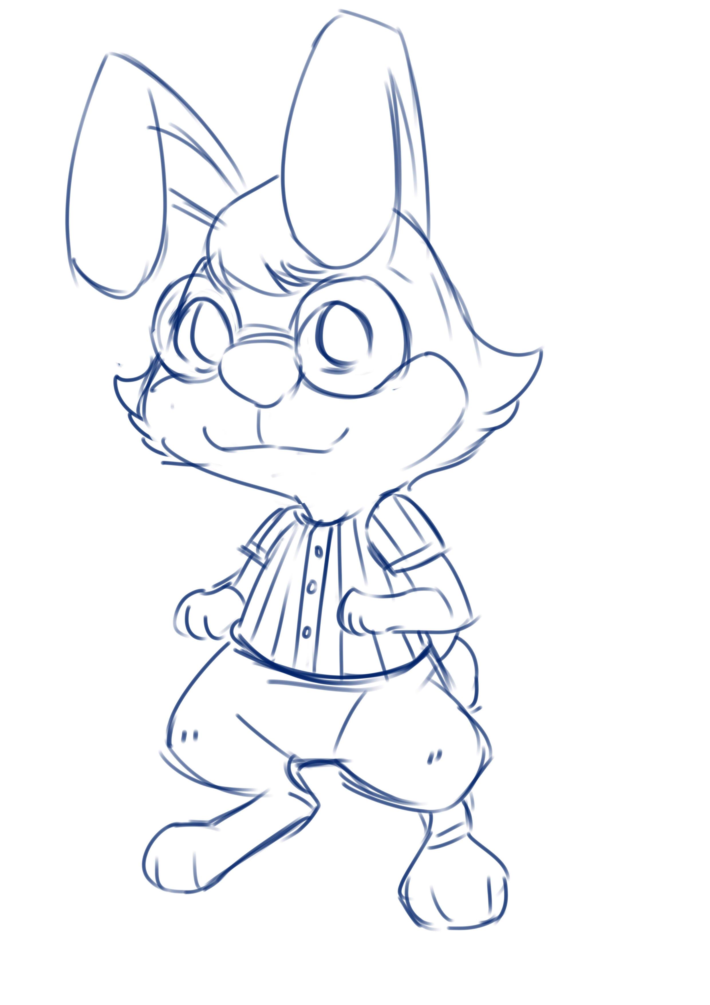 Righty Rabbit ORIGINAL Sketch.jpg