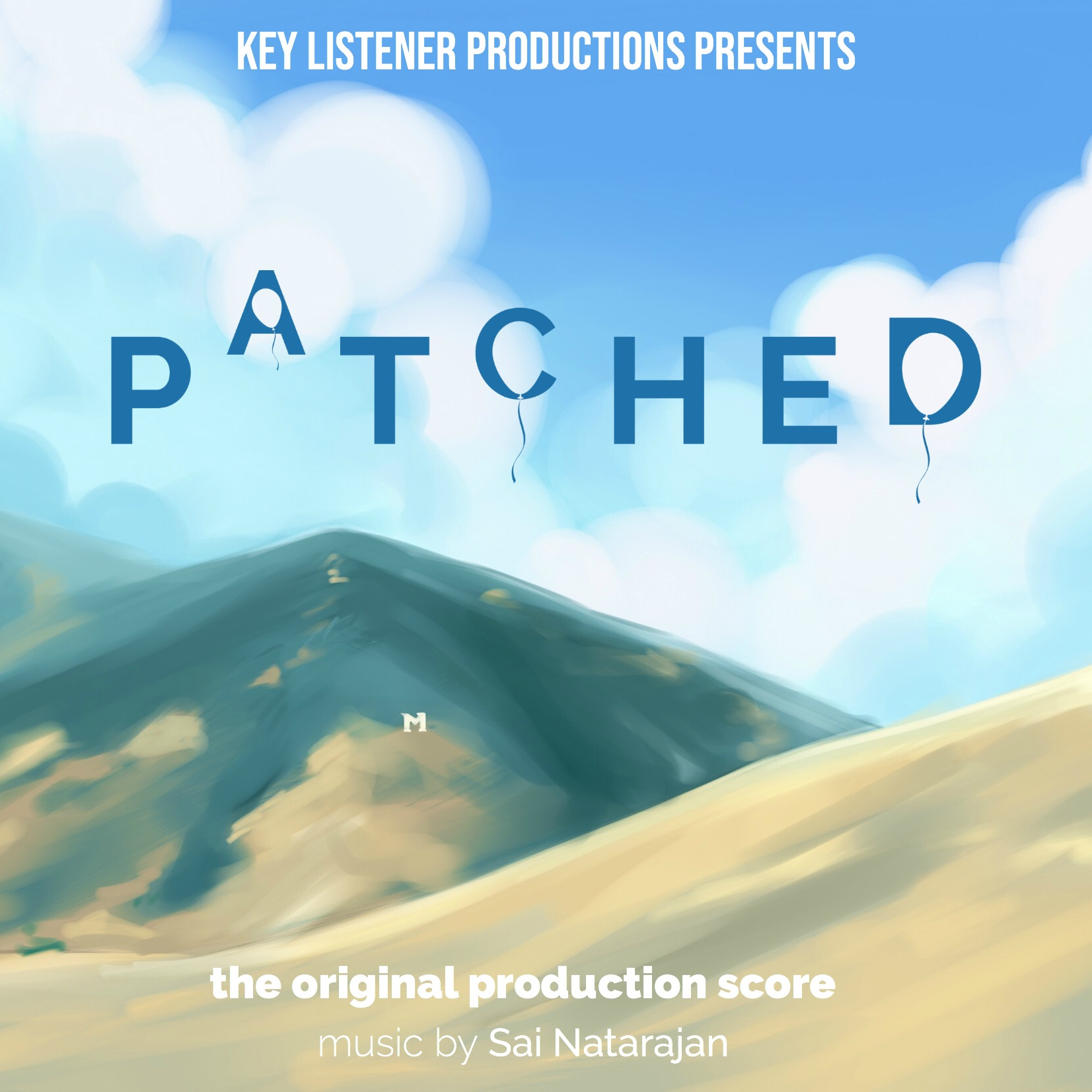 Patched - Original Score Album Art