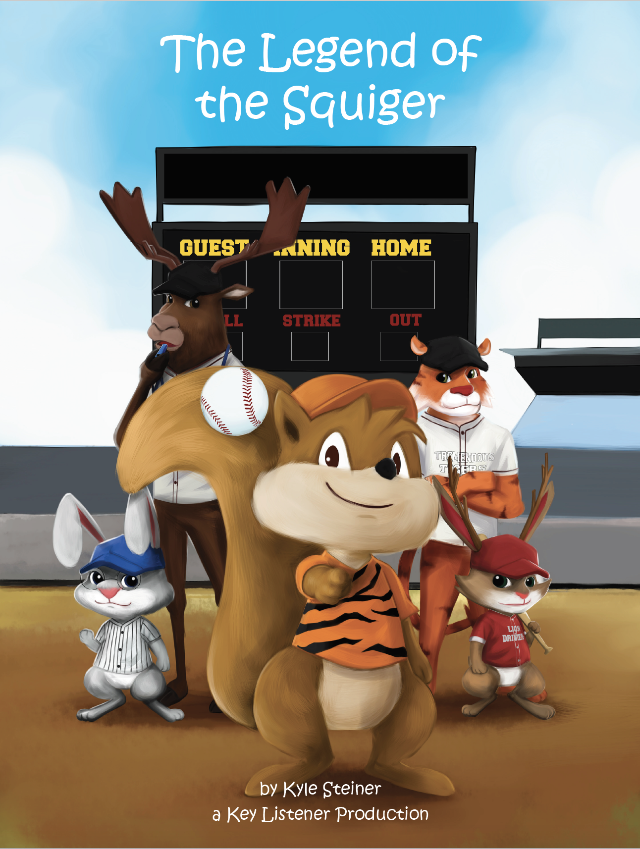 Squiger Cover