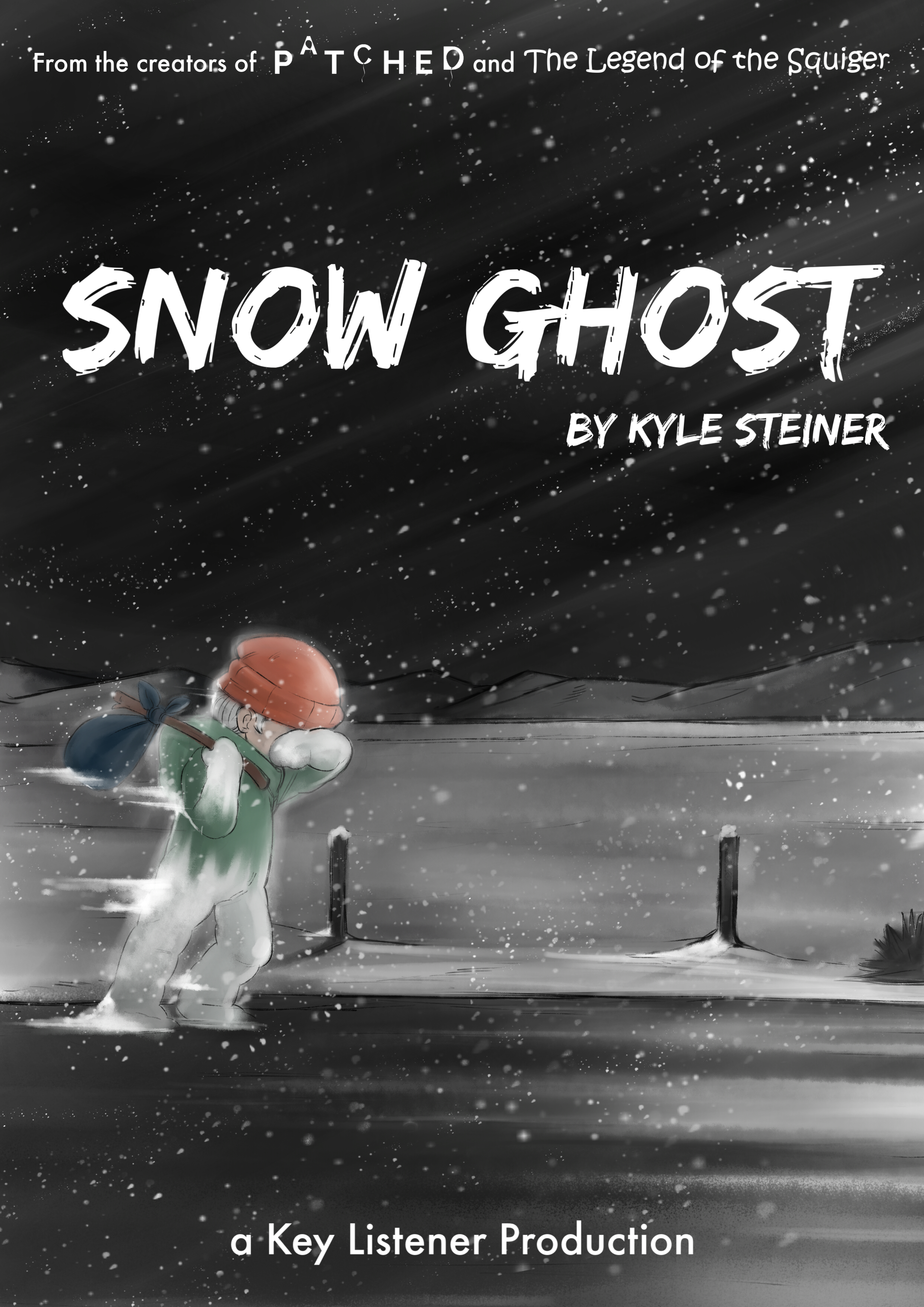 Snow Ghost by Kyle Steiner