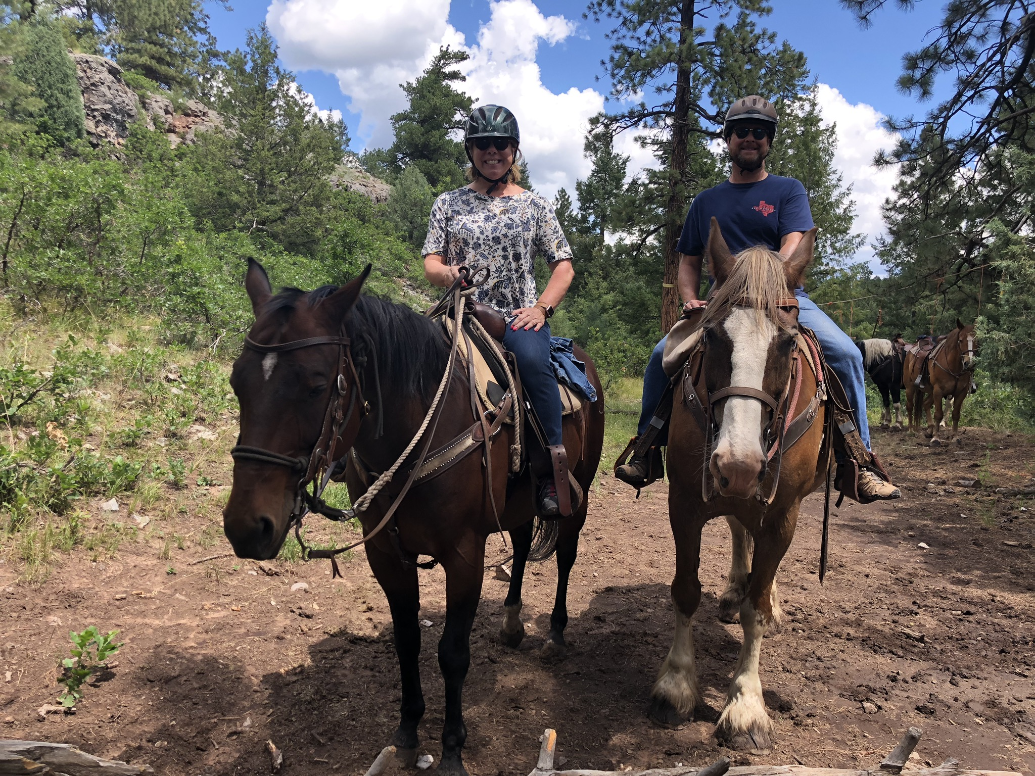 34th Anniversary ride in the San Juan Mountains