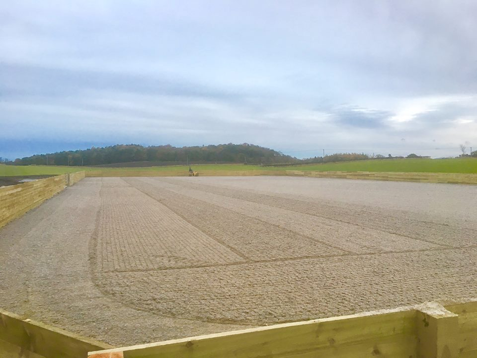 100m x 50m Arena available to our members to use