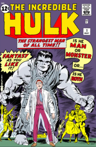 Jack Kirby   Origins: Hulk #1   Giclee on Canvas  30 x 20 in.  Edition of 50  Signed by Stan Lee