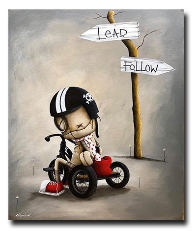Rebel   Giclee on Paper  27 x 22 inches  Edition of 225