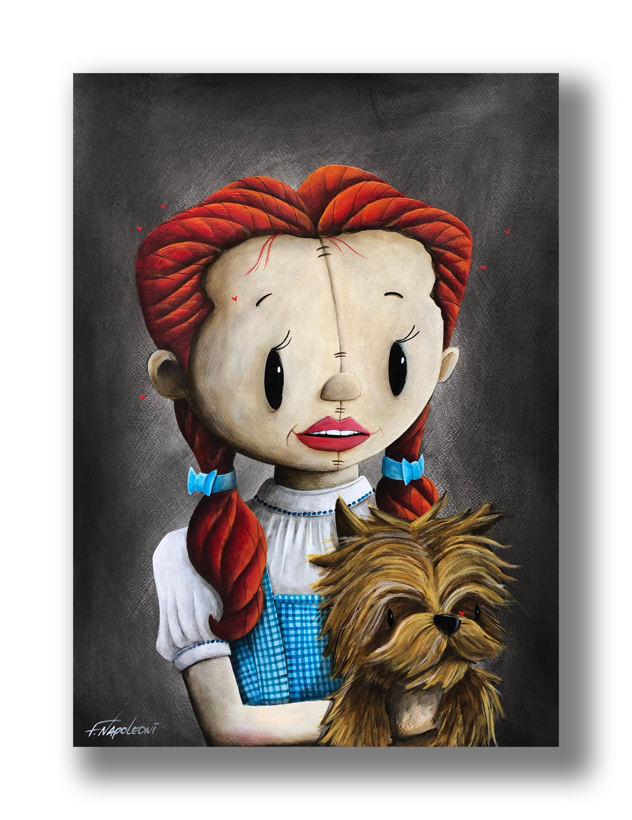 """Marissa as Dorothy"""