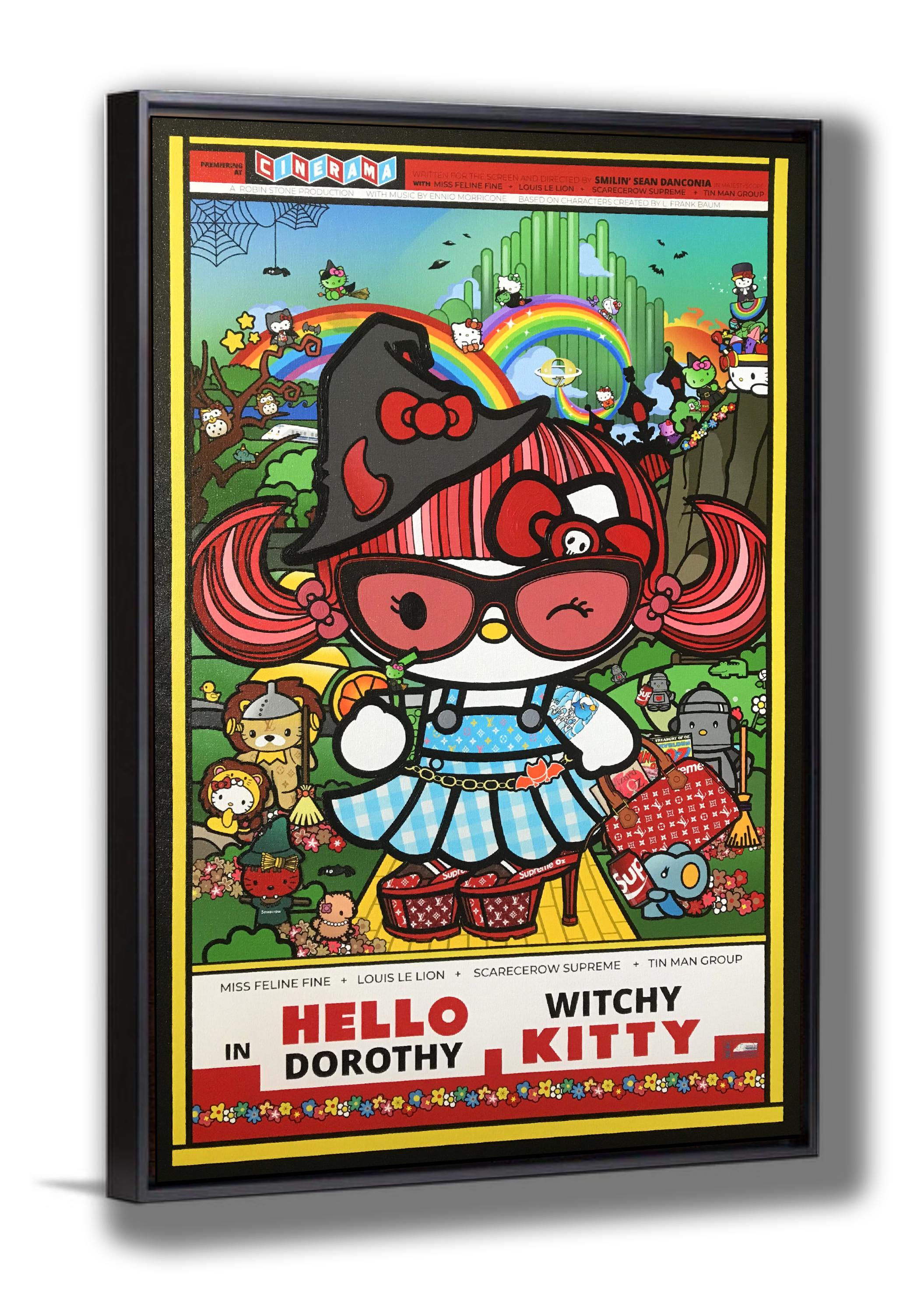"""Hello Dorothy"""