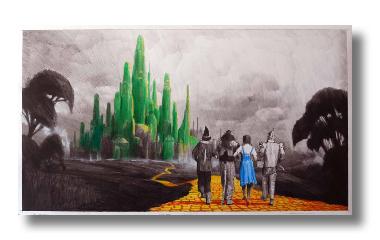 """Life's Road"""
