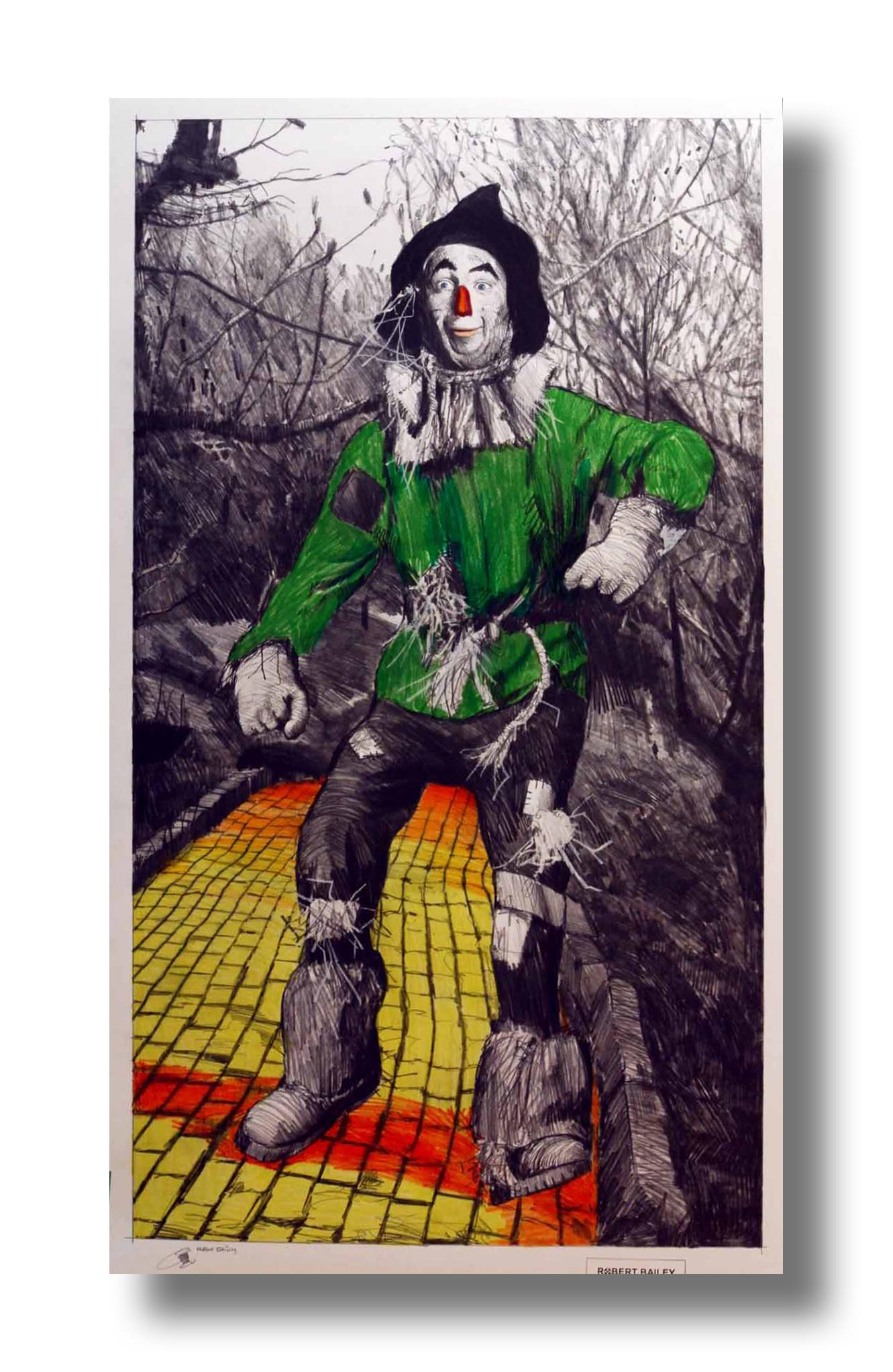 """Scarecrow"""