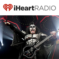 Gene Simmons Animazing Guitar at show las vegas gallery I heart radio kiss.png