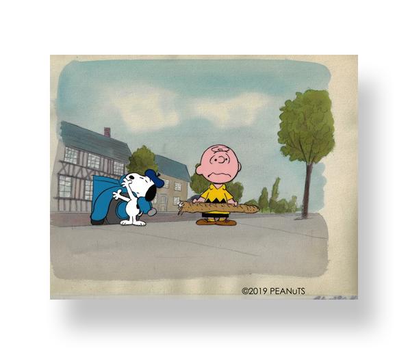 """Le Snoopy"""
