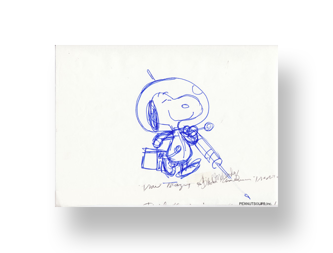 Space Snoopy  4