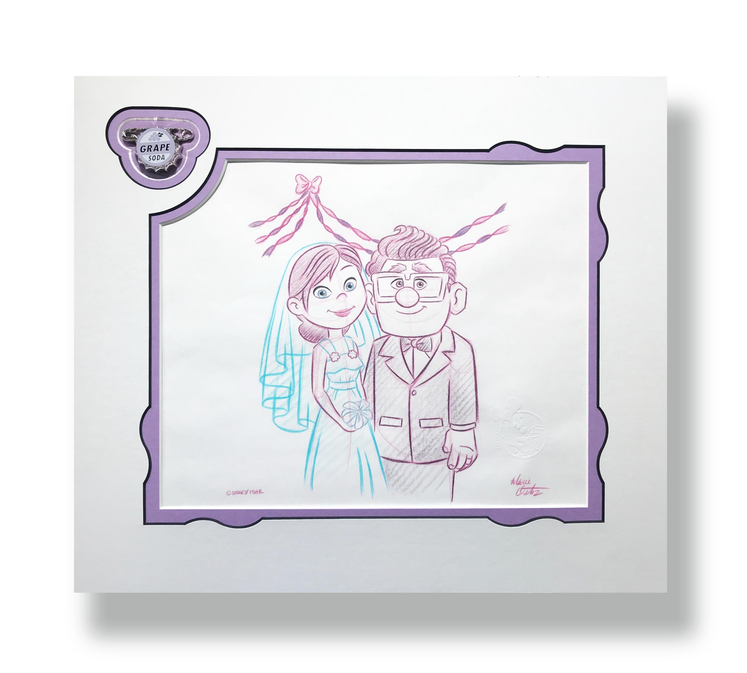 """""""Carl & Ellie -Wedding 2"""""""