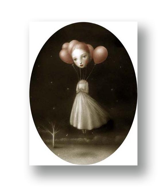 """""""Balloon Girl"""""""