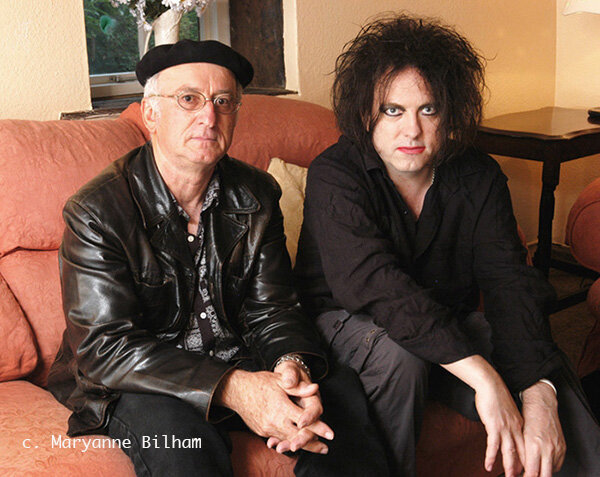 Robert and Robert Smith of the Cure.jpg