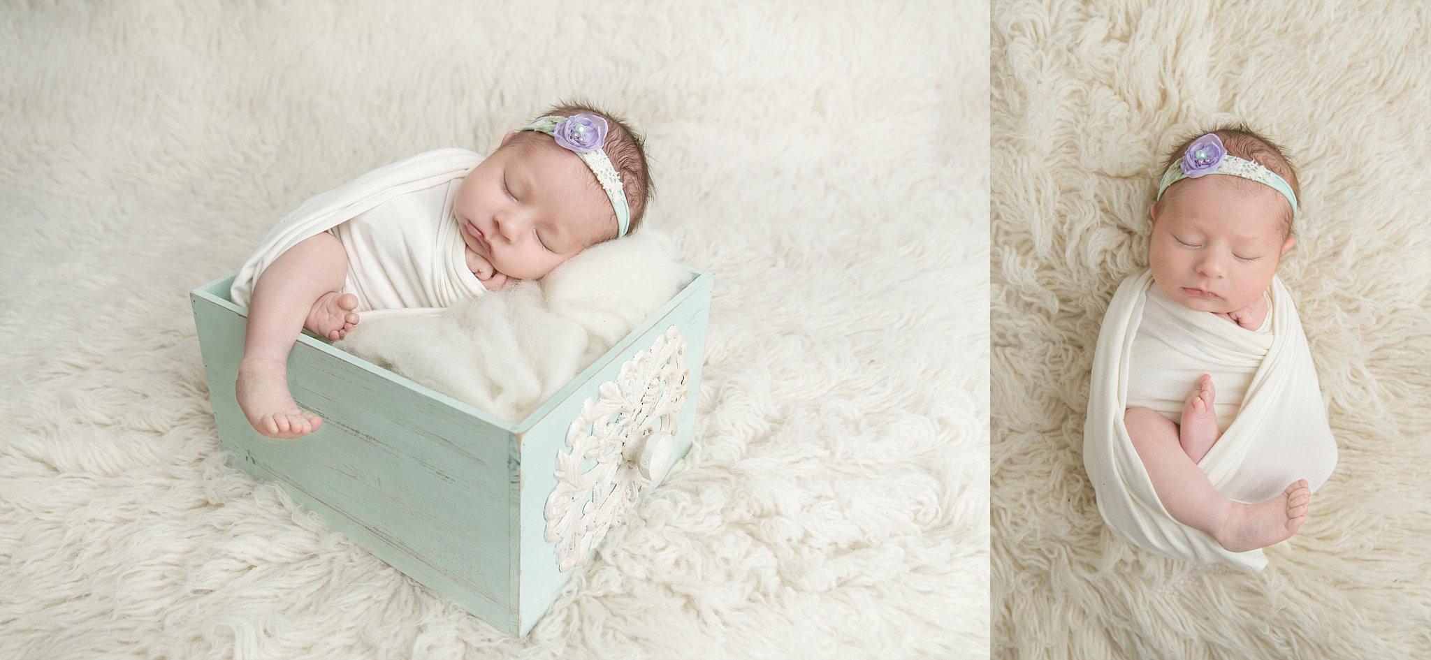 st-louis-newborn-photographer-baby-girl-in-mint-box-with-cream-fur.jpg