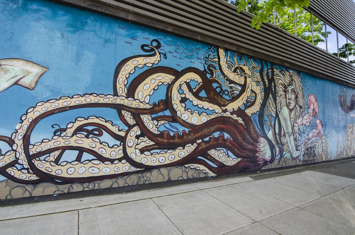 LANI IMRE / BRONWYN SCHUSTER / AMANDA SMART / TIA RAMBARAN | Lady Mermaids