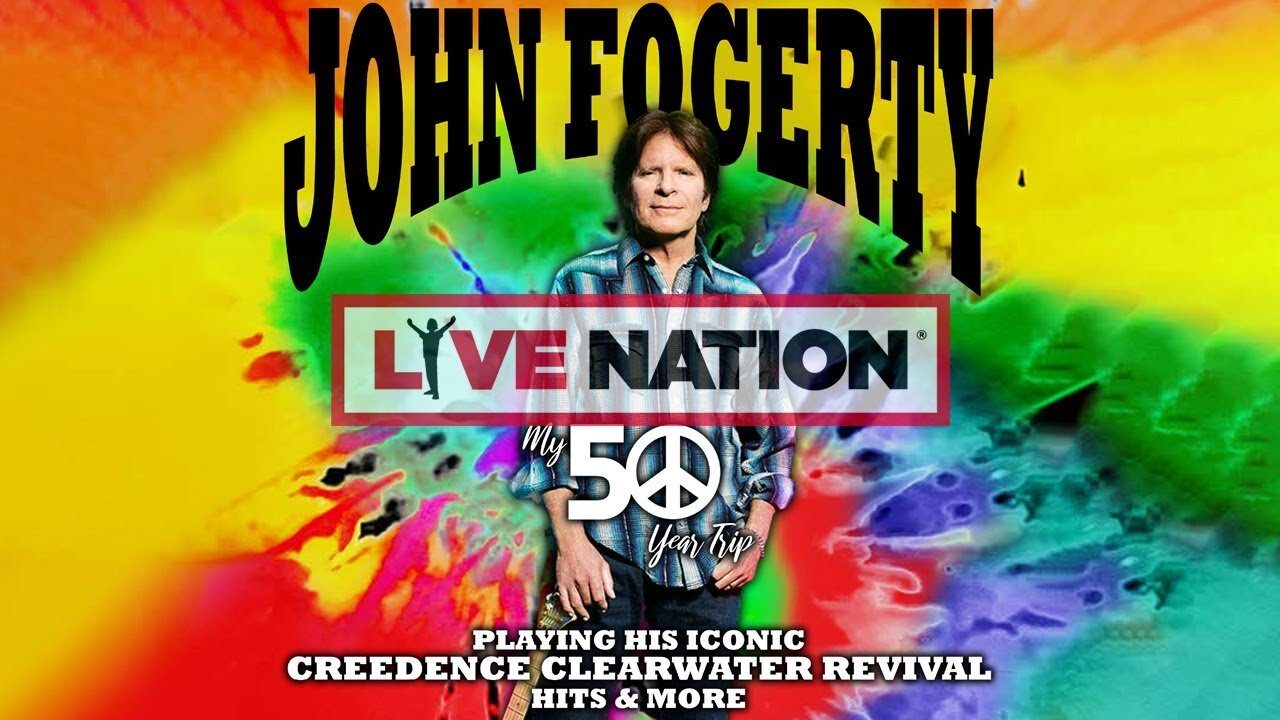 John Fogerty - Sunday, October 13th8:00PMRogers CentreCLAIM THIS PERK NOW!
