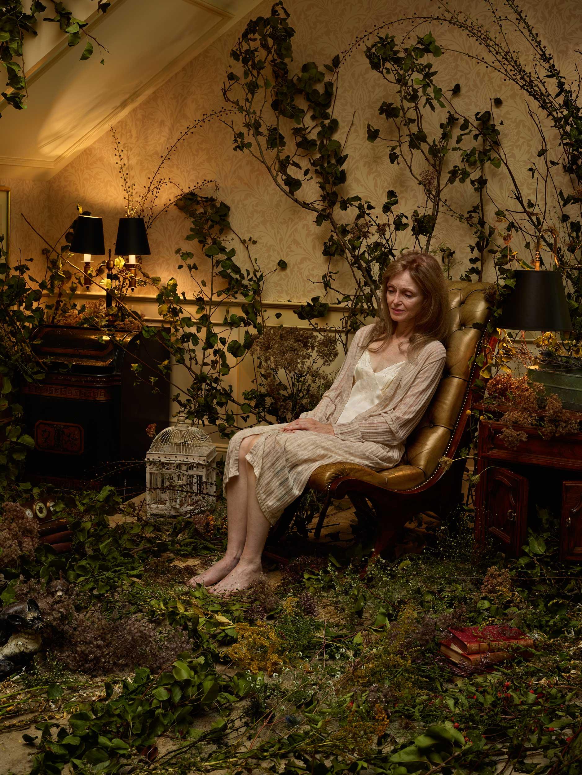 Flowers room<em> <p> 2015</em>