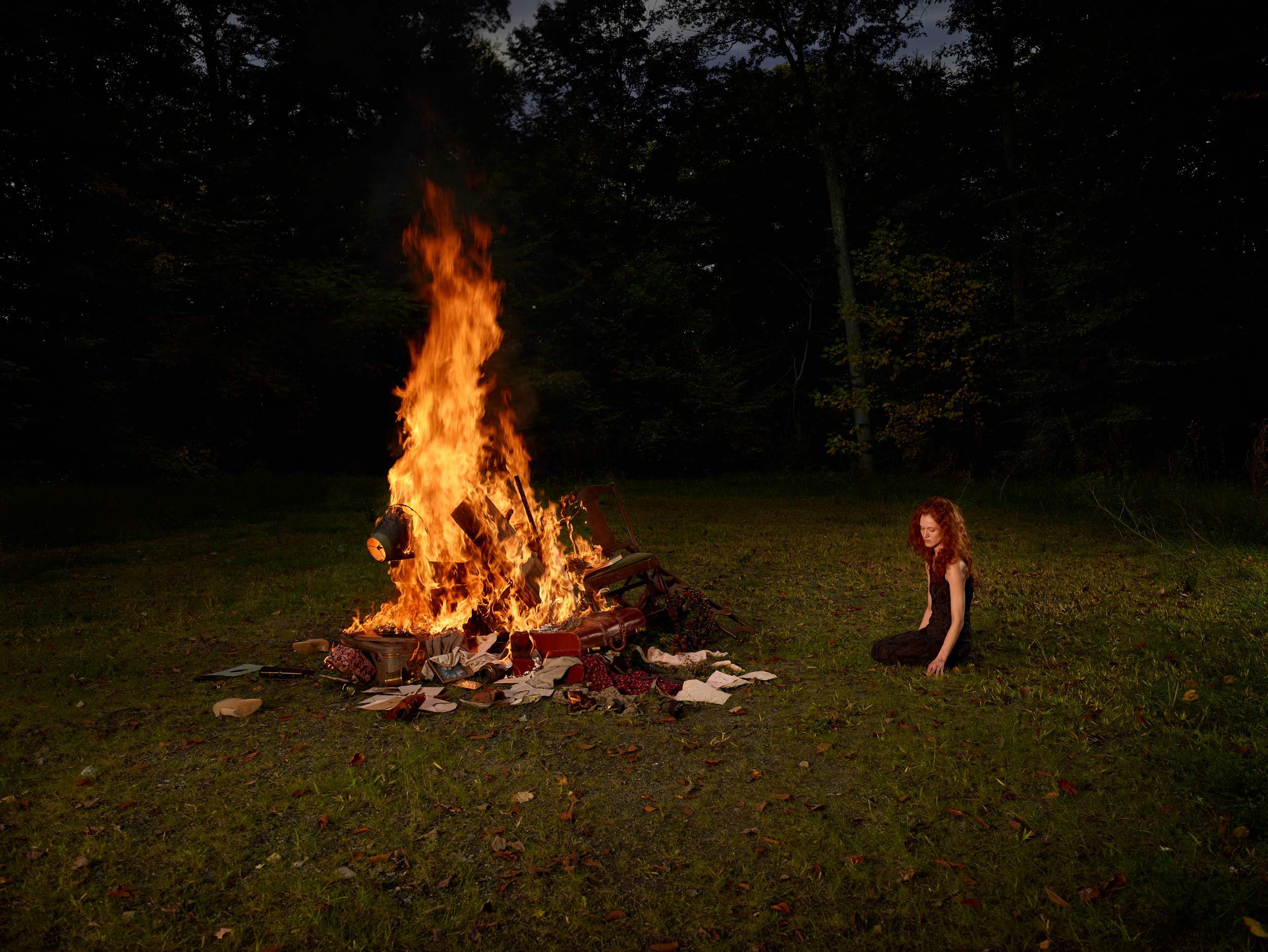 Purifying Fire<em> <p> 2015</em>