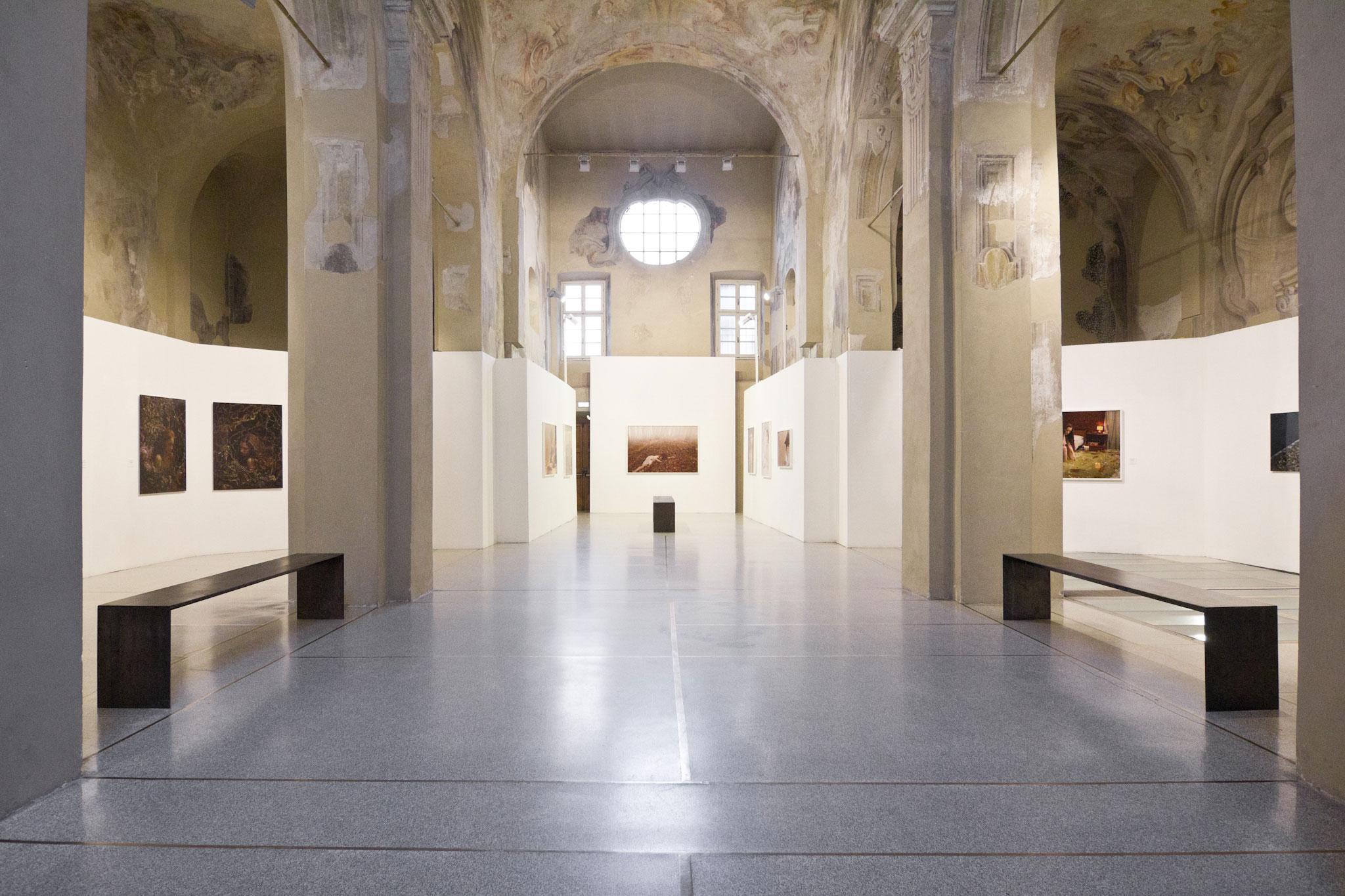 Tania & Lazlo's solo exhibithion in Como
