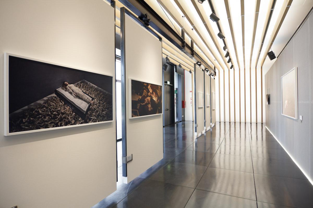 Tania & Lazlo's solo exhibithion at Cubo Bologna