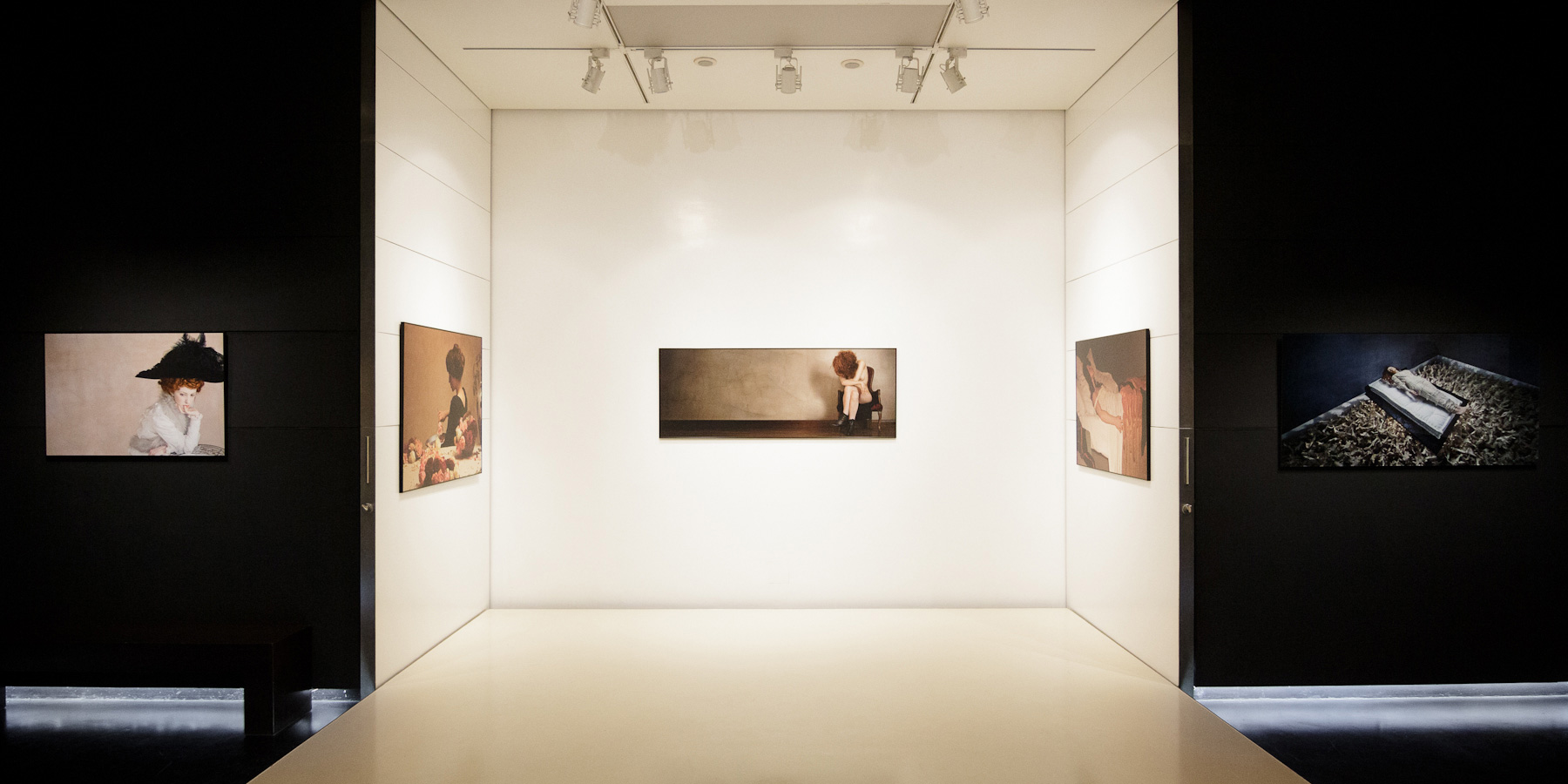 Tania & Lazlo's solo exhibithion in Milancurated by Carlo Sala