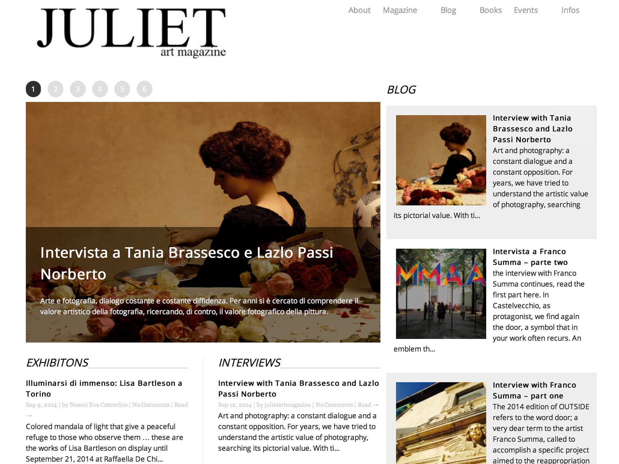 Tania-and-Lazlo-Cover-on-Juliet-Art-Magazine.jpg