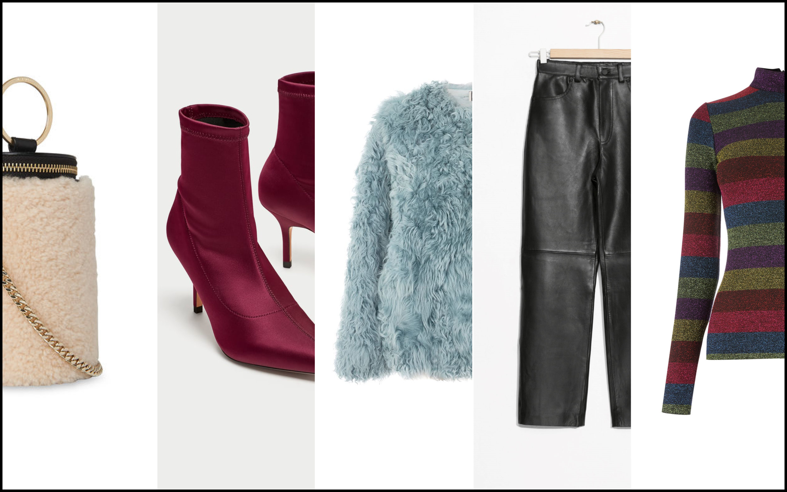 Bag:  Whistles  | Boots:  Zara  | Coat:  Topshop  | Trousers:  & Other Stories  | Top:  Warehouse