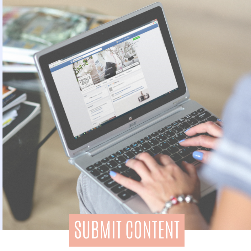 Link to submit content