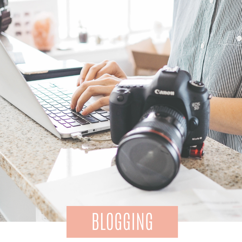 Blogging Blog category