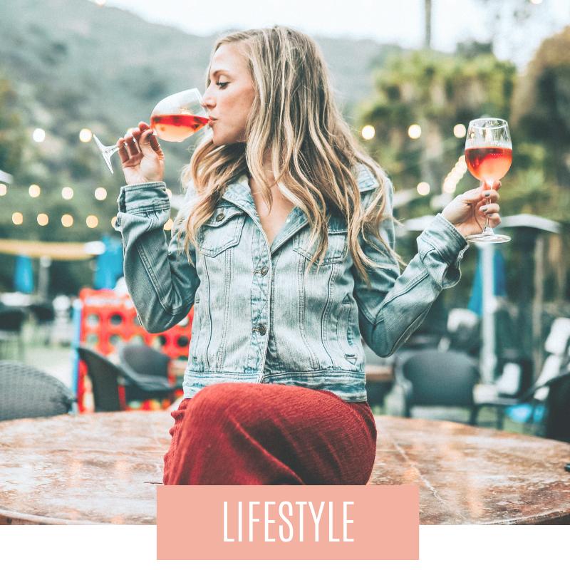 lifestyle blog category