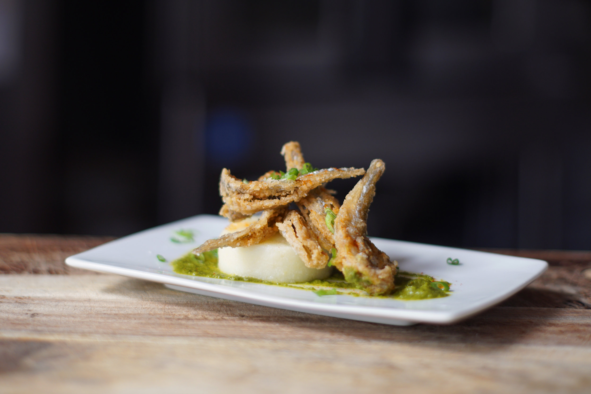 The Chop Bar's Fried Smelts