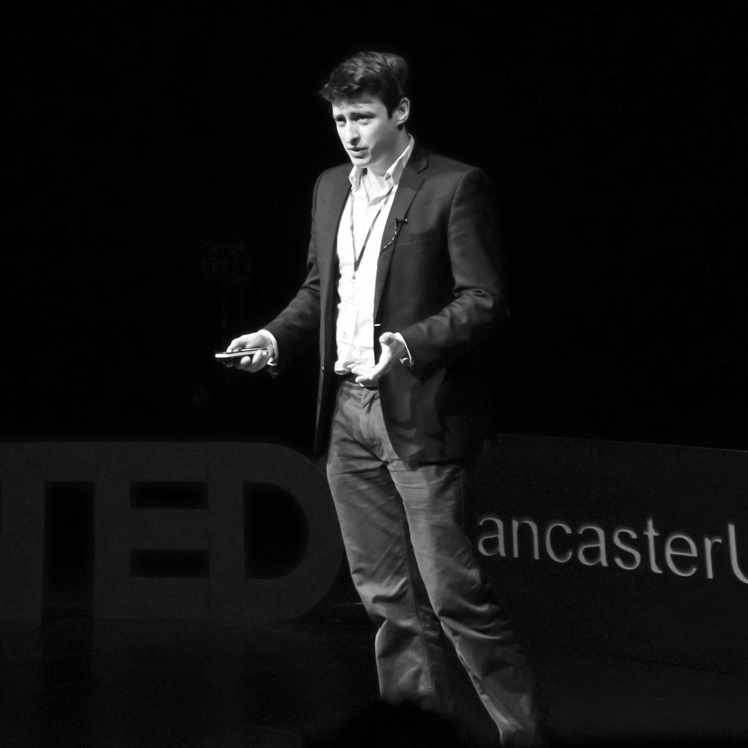 TEDx Lancaster Uni, 2018