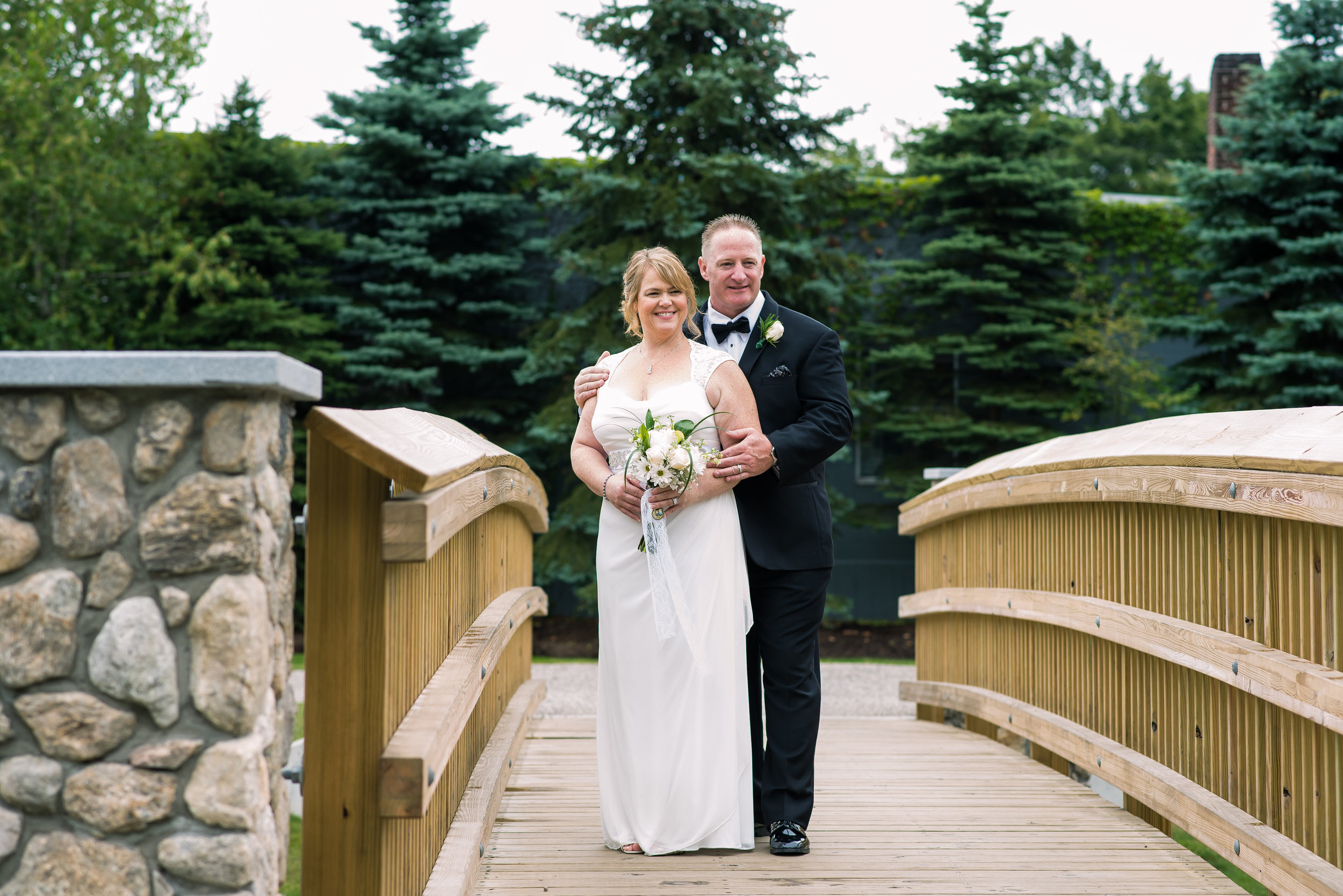 Bride and Groom  Brewster Gardens Bridge Plymouth MA (11 of 1).jpg